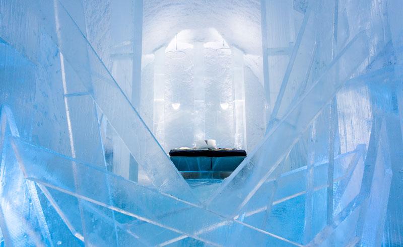 swedish lapland jukkasjarvi icehotel 365 art suite teckara llindh