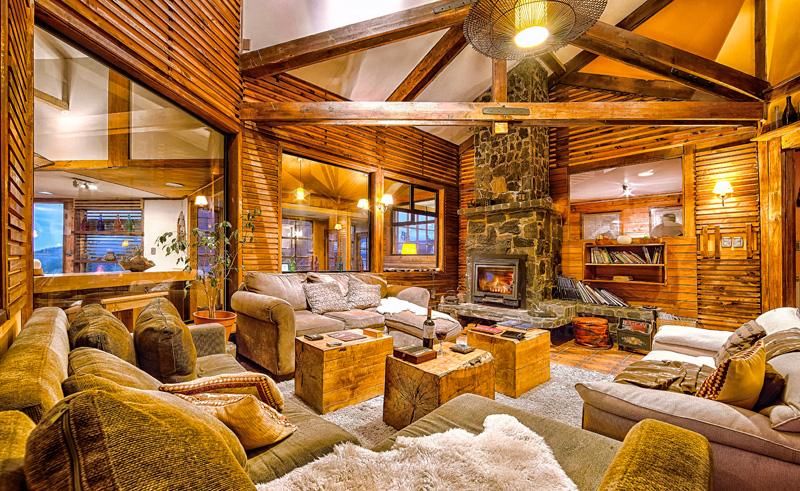 weskar patagonian lodge lounge