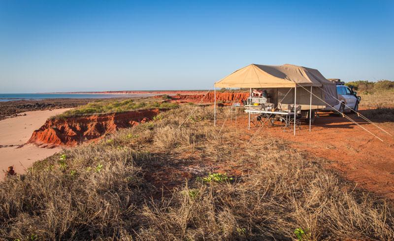 western australia cape leveque adventure