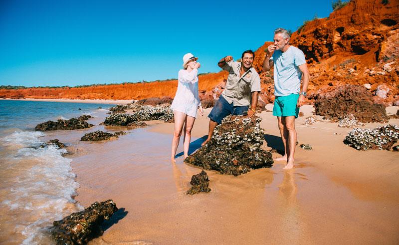 western australia francois peron national park guided tour