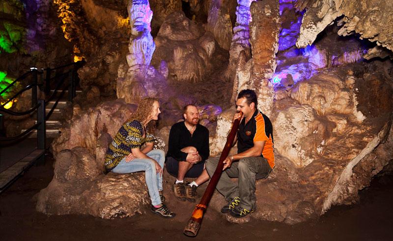 western australia margaret river nigilgi cave didgeridoo