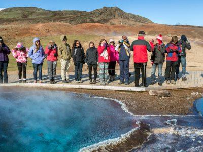 Iceland Students Geysir Group