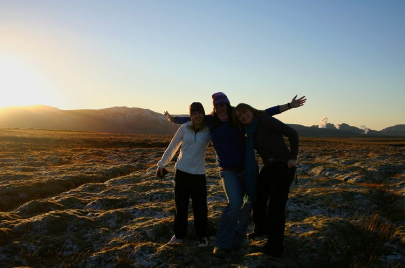 Iceland Students Group 4