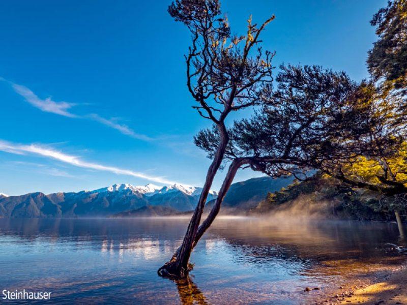 Lake Hauroko Arthur Steinhauser