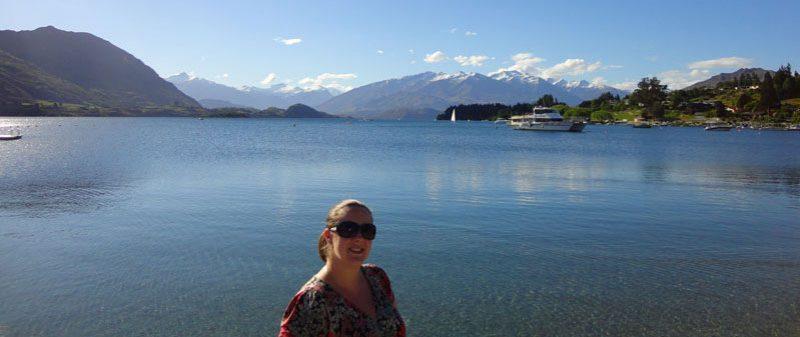 NZ lauren Lake Wanaka