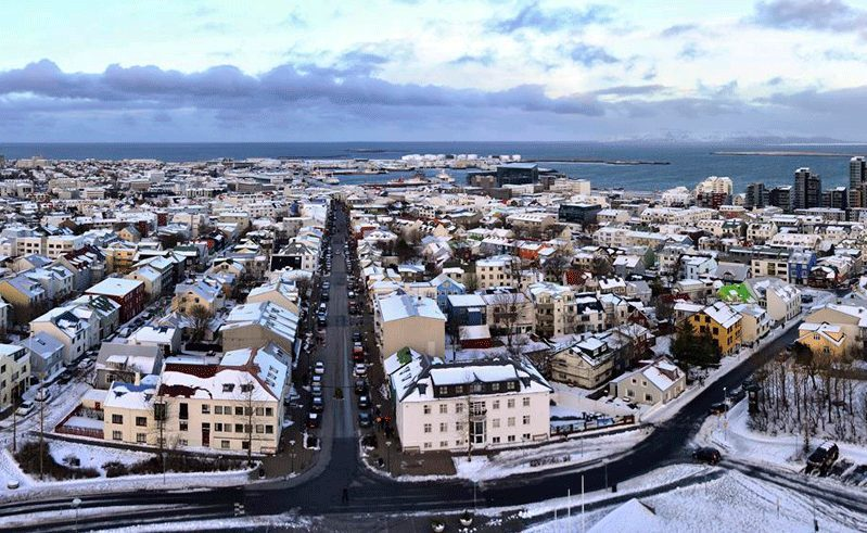 Reykjavik tony gomm