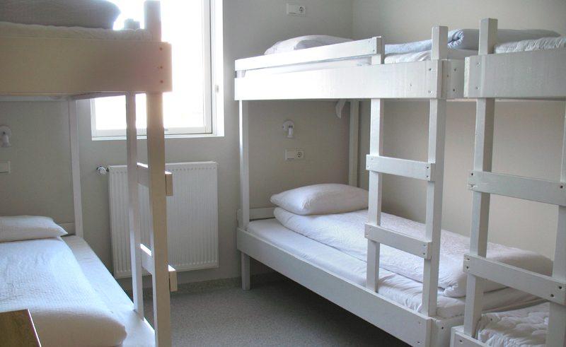 Skalinn bedroom lightbox