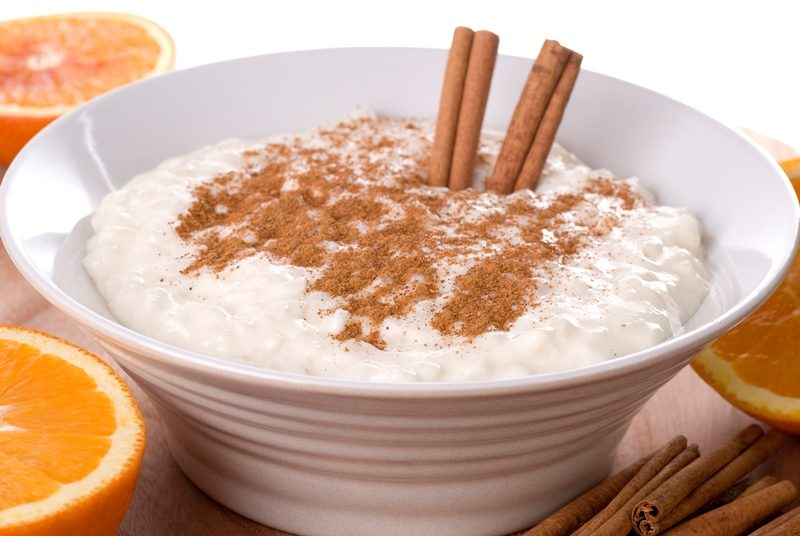 Sweden Rice Pudding Ockra
