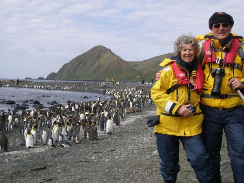 antarctica Macquarie Island clients