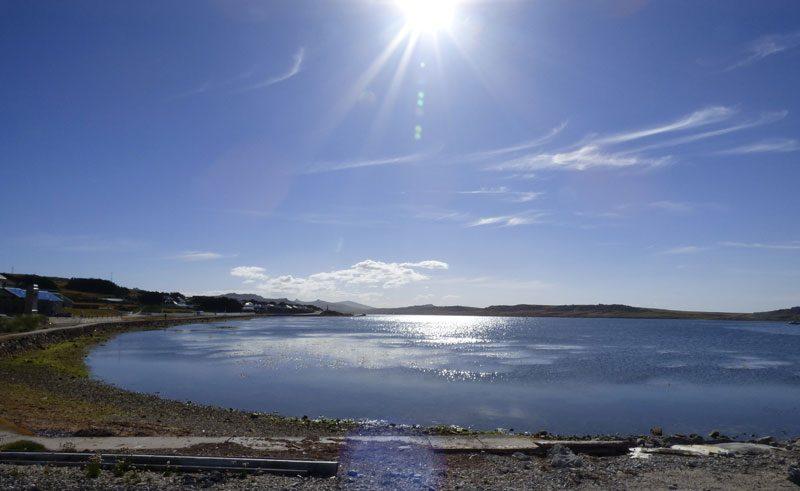 antarctica falklands stanley coastline
