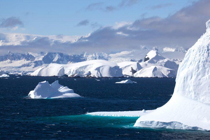antarctica gerlache strait istk
