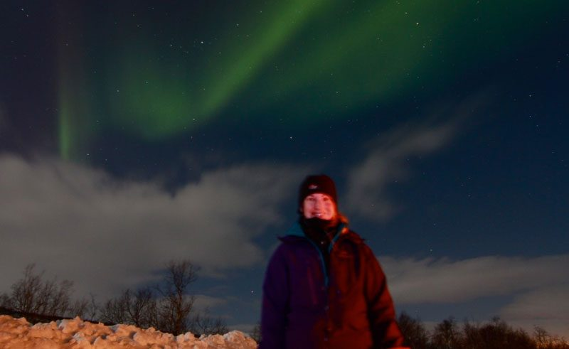 aurora melanie windridge