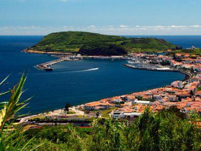 azores port of horta