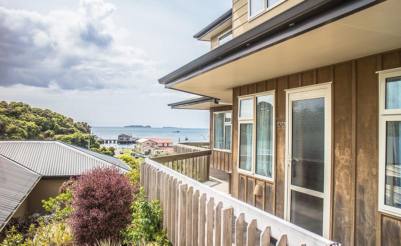 bay motel stewart island outlook