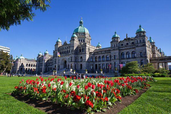 canada british columbia parliament building victoria vancouver istk