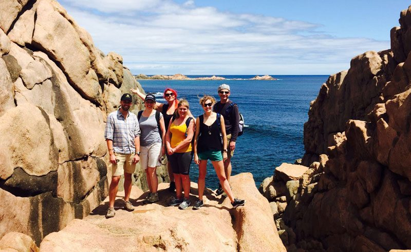 cape to cape group