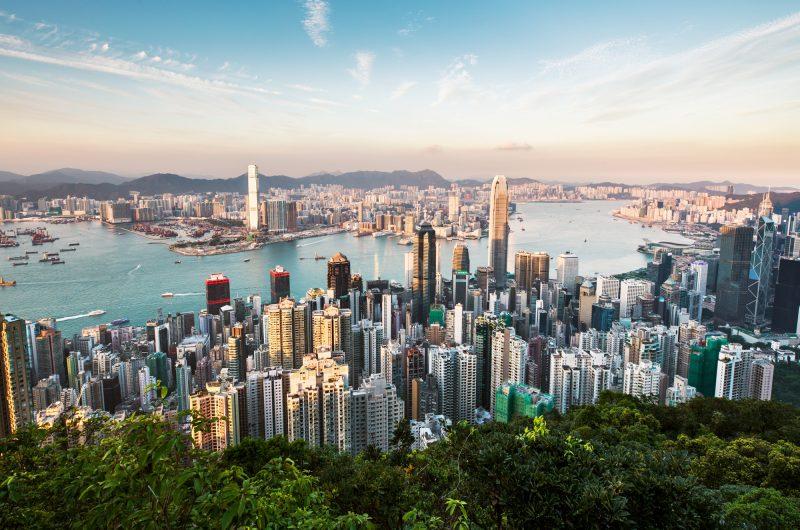 china hong kong view istk