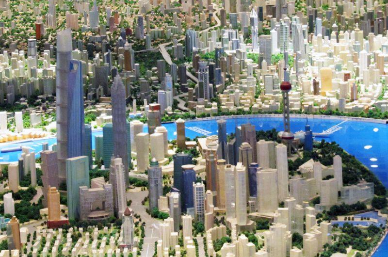china shanghai urban planning