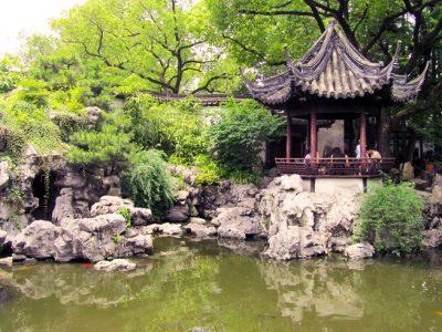 china shanghai yu gardens2