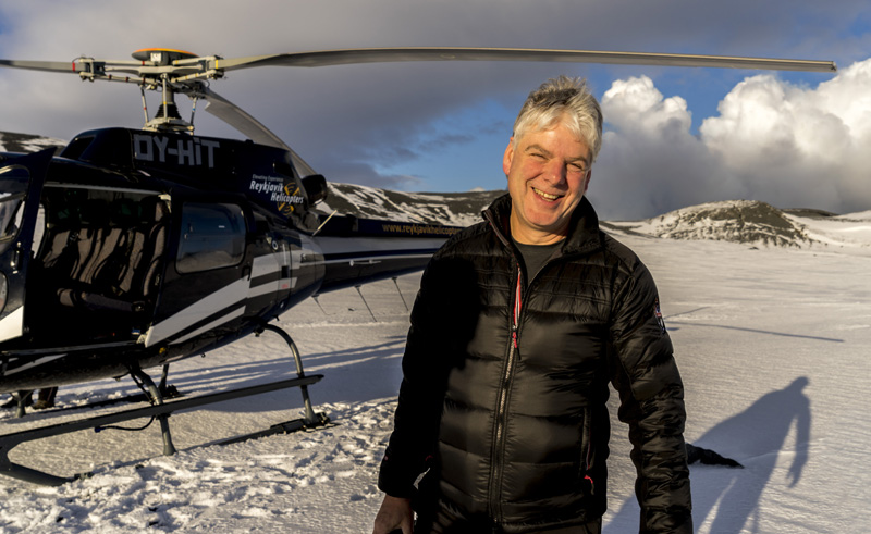 clive stacey in iceland