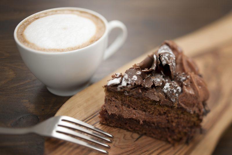 coffee break with cake istk