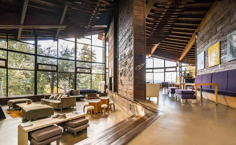design suites bariloche lounge