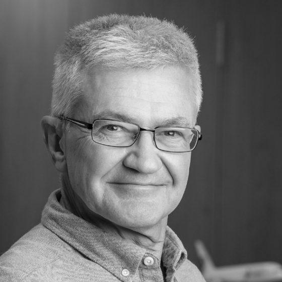 director mark leaney bw