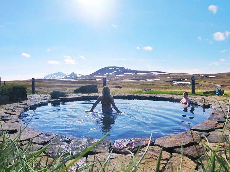 east iceland hot spring sophie radcliffe