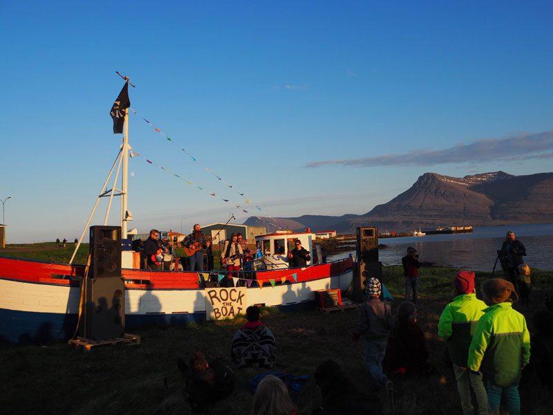east iceland rock the boat sophie radcliffe