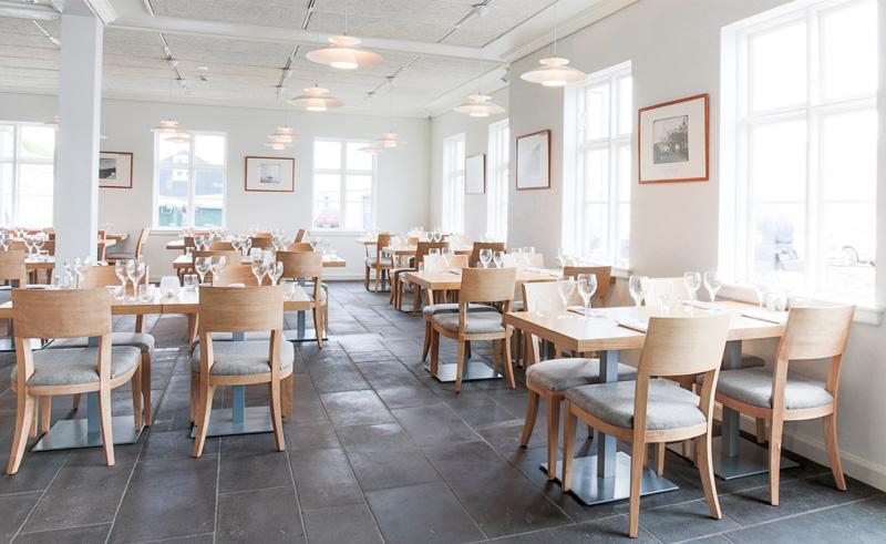 fosshotel eastfjords restaurant