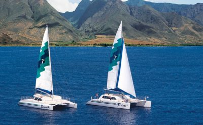 hawaii maui teralani sailing catamarans