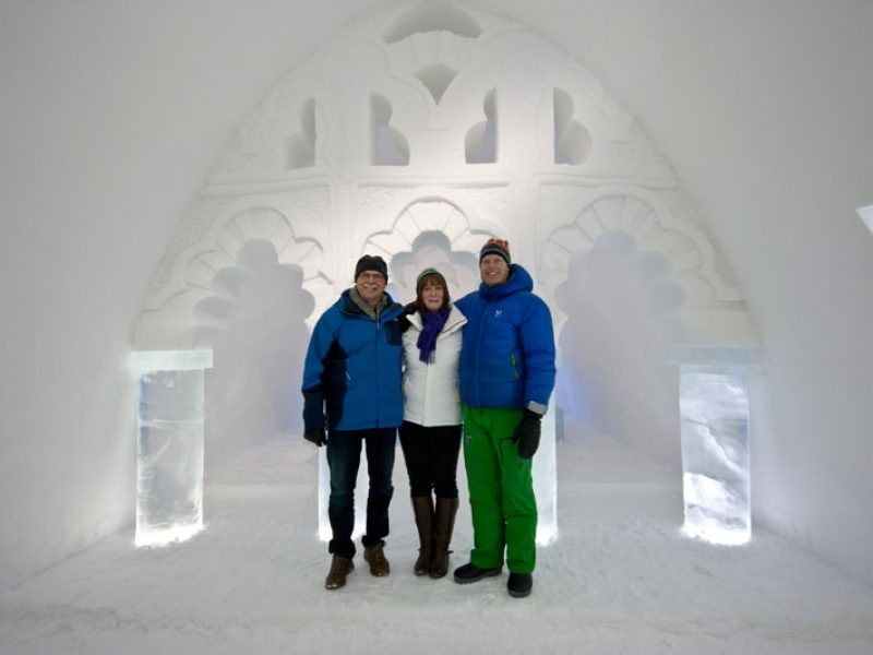 icehotel mike mccrow blog