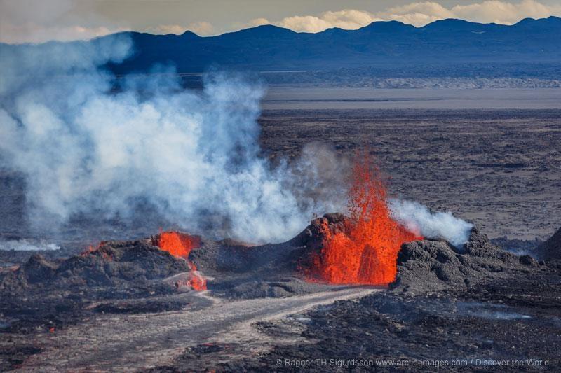 iceland Bardarbunga RTH HiRes Eruption RE CREDITED