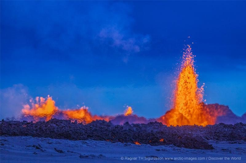 iceland bardarbunga RTH Lava RE CREDITED