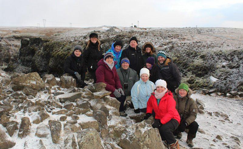 iceland escorted tour