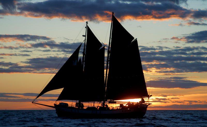 iceland north husavik schooner northsailing