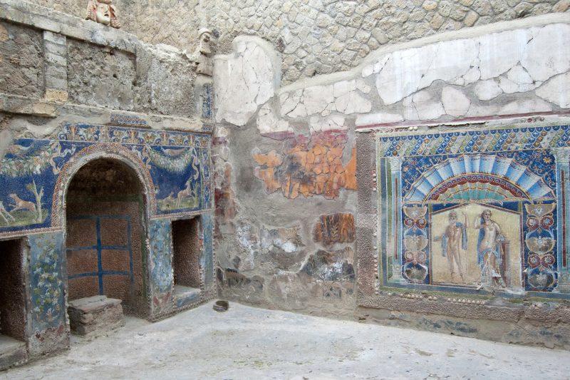 italy herculaneum wall art istk