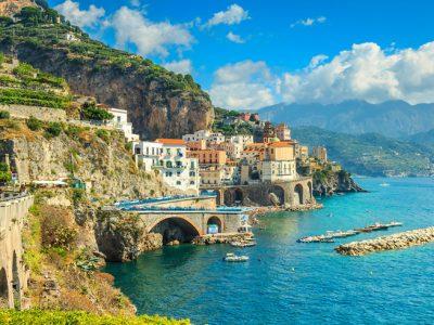 italy naples amalfi coast