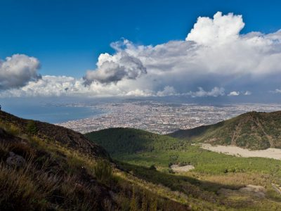 italy naples view from vesuvius rth