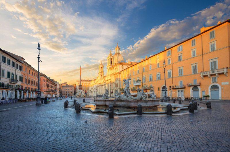 italy rome piazza navona