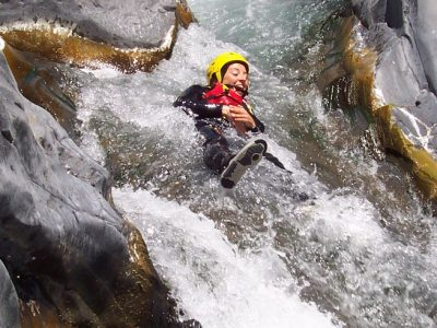 italy sicily ride rapids alcantara gorge