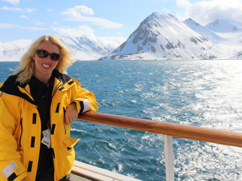 jo cooper spitsbergen