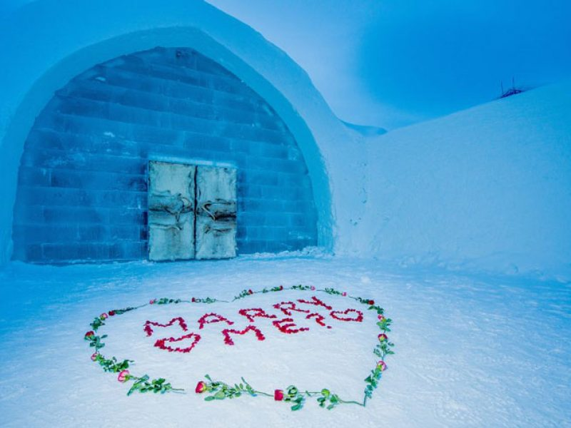 marry Me credit icehotel