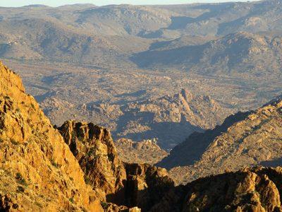 morocco tafraoute atlas mountains istock