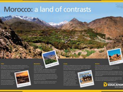 morocco poster thumb