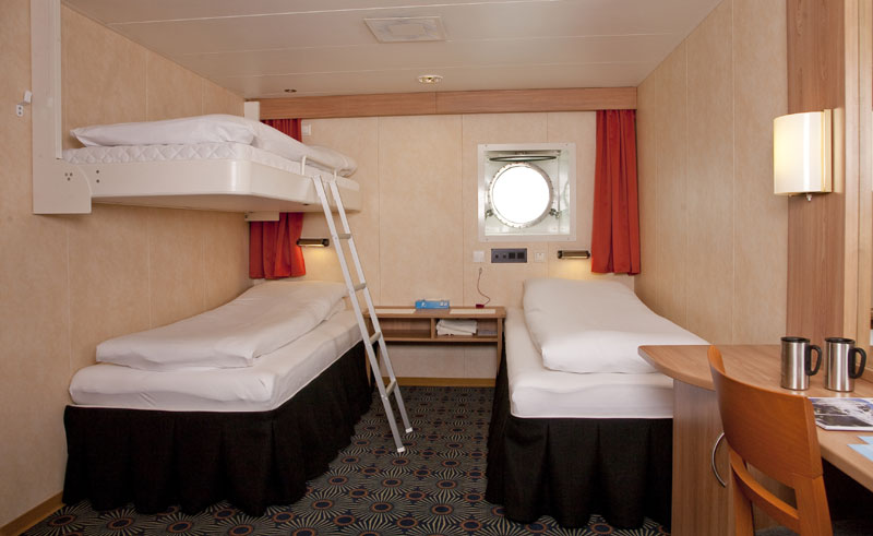 ms expedition polar cabin221