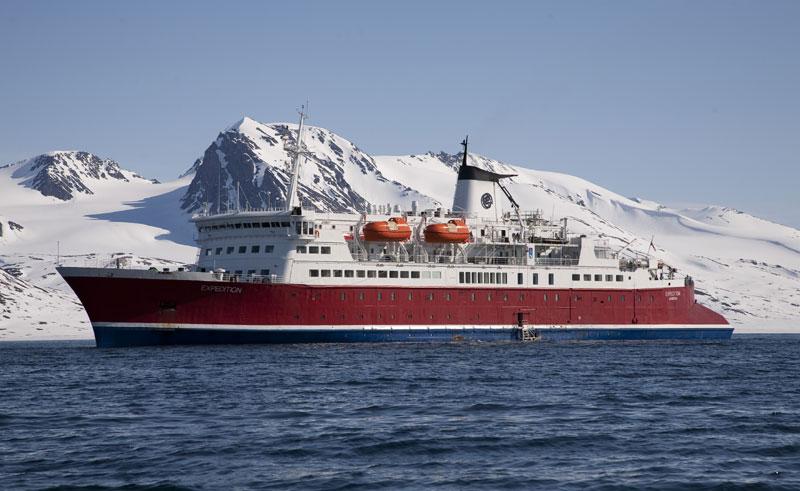 ms expedition polar vessel