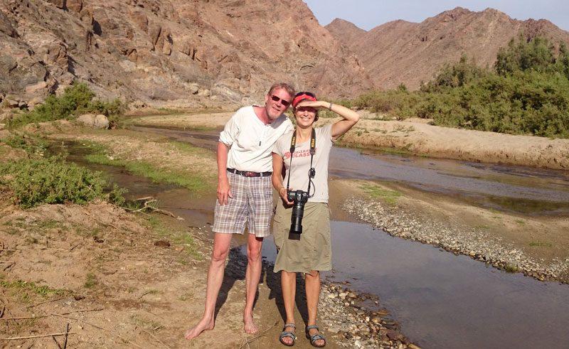 namibia dan johanna river