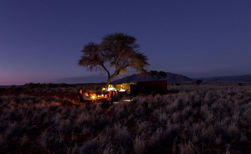 namibia tok tokkie trails night