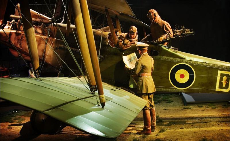 new zealand omaka aviation museum blenheim1
